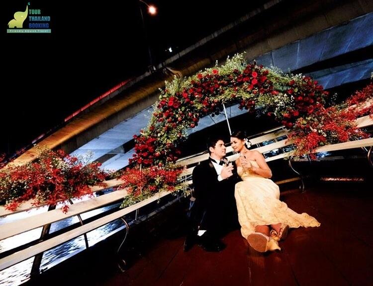 จัดงานแต่งงานบนเรือ , แต่งงานบนเรือ